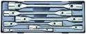 Набор торцевых шарнирных ключей (6пр)