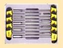 Н-р Т-образных отвёрток под головку 9 пр.(5-13мм)