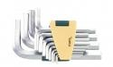 Набор 6-гранных ключей SAE(13пр)