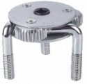 "Съемник  масляного  фильтра 3-х лапый 3/8"" (65-110 мм)"