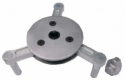 Съемник масляного фильтра 3-х лапый  (80-120 мм)