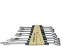 Н-р ключей  комбинированных 8 пр., 10-22мм, в касете