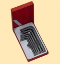набор ключей торкс Г-обр.6 пр.(Т25-Т55)