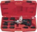 """1"""" Пневмогайковерт L=550 мм -2439 Nm (250 кг) с набором головок 27-41мм."""