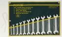 Набор рожковых ключей 11пр.(6-32мм)