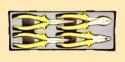 Н-р плоскогубцев 4пр